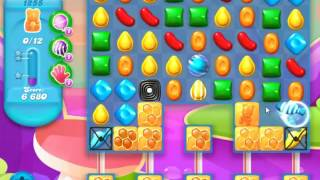 Candy Crush Soda Saga Level 1255 - NO BOOSTERS