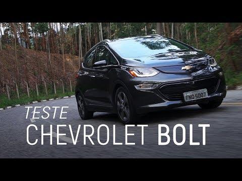 Chevrolet Bolt - Teste Webmotors