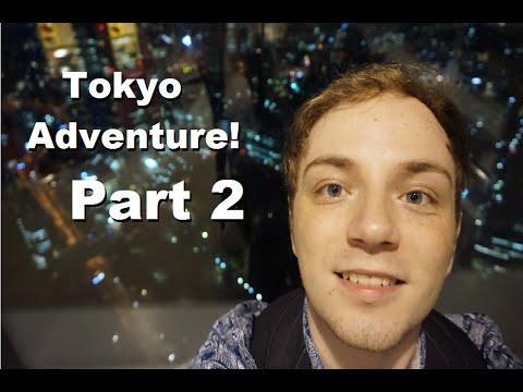 Tokyo Adventure July 2015 - part 2