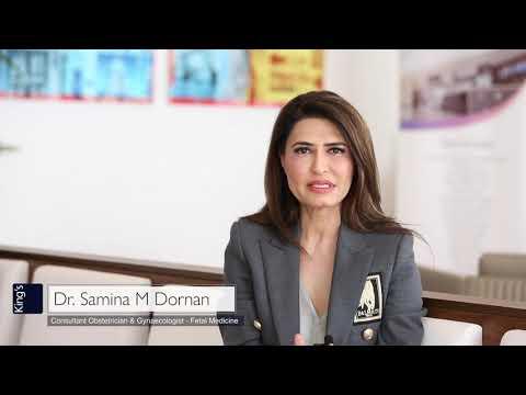 Twin Pregnancies & Multiple Pregnancies - Q&A with Dr Samina Dornan - King's College Hospital Dubai