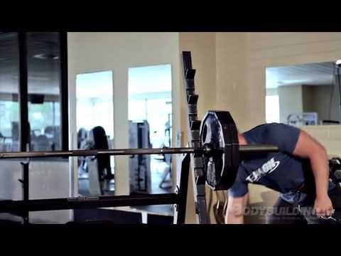 Big Man On Campus  Chest   Triceps Training