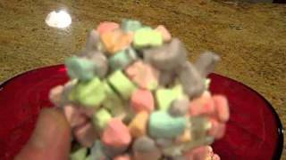 Cereal Marshmallows Popcorn Balls 2 Holiday Candy