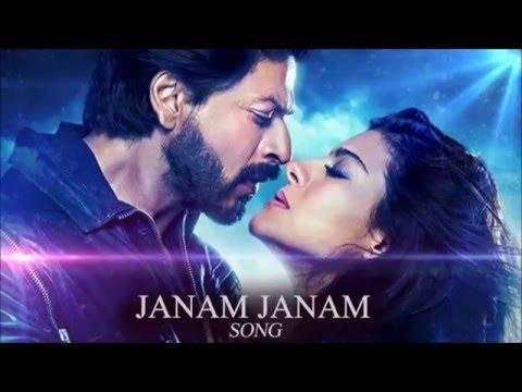 Janam Janam - Original Karaoke With Lyrics,Arijit Singh - Dilwale,,