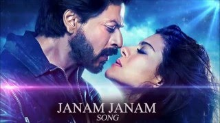 Download Mp3 Janam Janam - Original Karaoke With Lyrics,arijit Singh - Dilwale,,