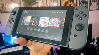 Favorite Nintendo Switch Games | #AskGVN