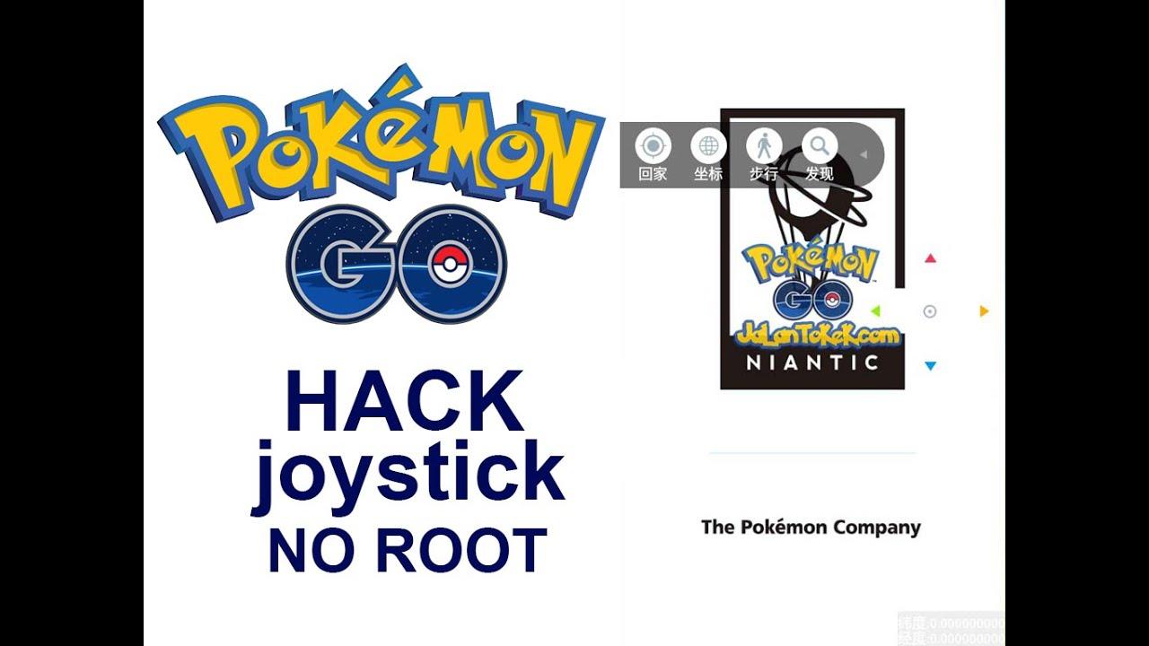 POKEMON GO MODDED apk update v0 33 0 (Lollipop/Kitkat/jellybean)+(Joystick)  | FAKE GPS [No Root]
