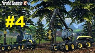 Farming Simulator 15. Часть #4. Моды - Jenz v.1.2 и GPS.(Farming Simulator 2015 — новая игра в линейке фермерских симуляторов от компании Giants Software, в которой мы управляем..., 2014-11-11T06:40:38.000Z)