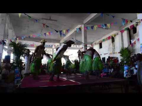 Festival of Traditional Comorian Dance in Mbéni