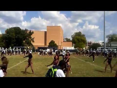 Mahogany n Motion 16-17 - House of Funk Marching Band -  Morehouse College