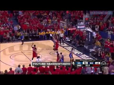 Golden State Warriors vs New Orleans Pelicans Full Highlights Game - April 23, 2015 - NBA Playoffs