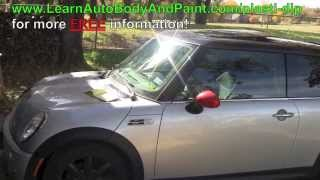 How To Plasti Dip Your Car - Part 1