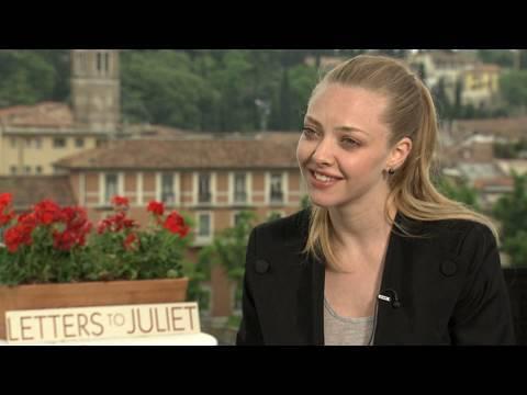 'Letters to Juliet' Amanda Seyfried Interview