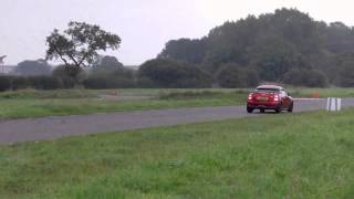 Curborough Track Day- 6 Sept 2014- Mini Coupe