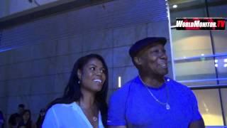 Michael Clarke Duncan and Omarosa debate on Kim Kardashian running for Mayor