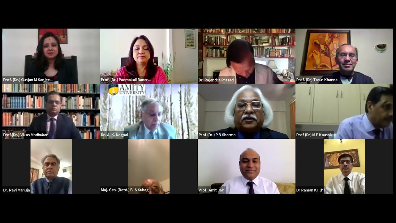 Distinguished Global Indian Speaker Series Session  13 Cultivating Trust Can Unlock | 22-Apr-2021
