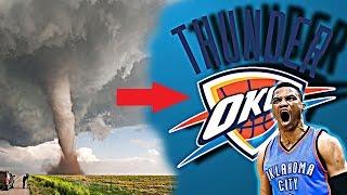 ПОЧЕМУ КОМАНДЫ НБА НАЗЫВАЮТСЯ ИМЕННО ТАК!???