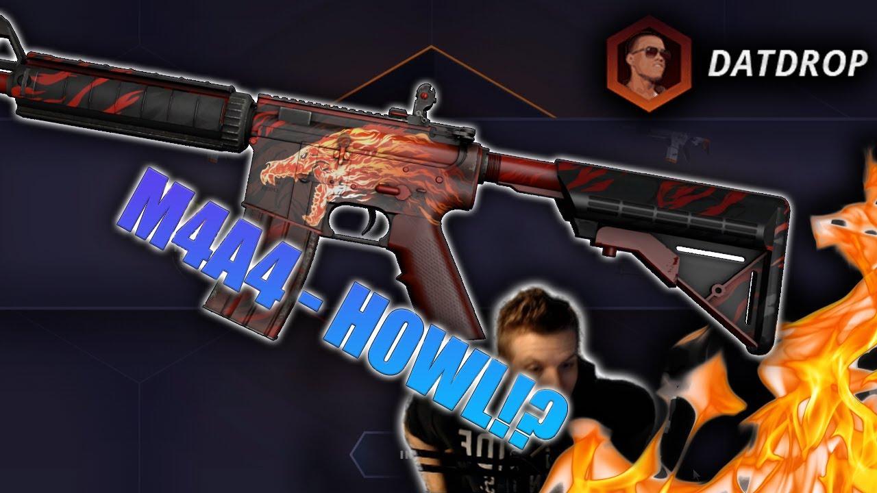 11x RAW V2 Kiste (M4A4-Howl)!! Auf DATDROP   VoTE