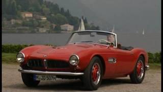 Faszination BMW 507: Motorvision unterwegs im wunderschönen Traum-Roadster