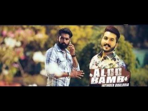 aloo-bamb-~-jatinder-bhaluria-ft.parmish-verma- -latest-punjabi-songs-2016 