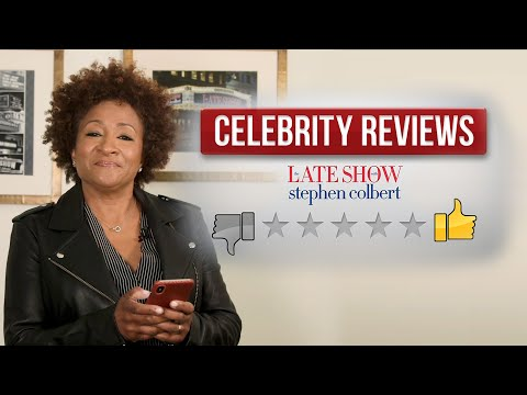 The Late Show Celebrity Reviews, Vol. 2