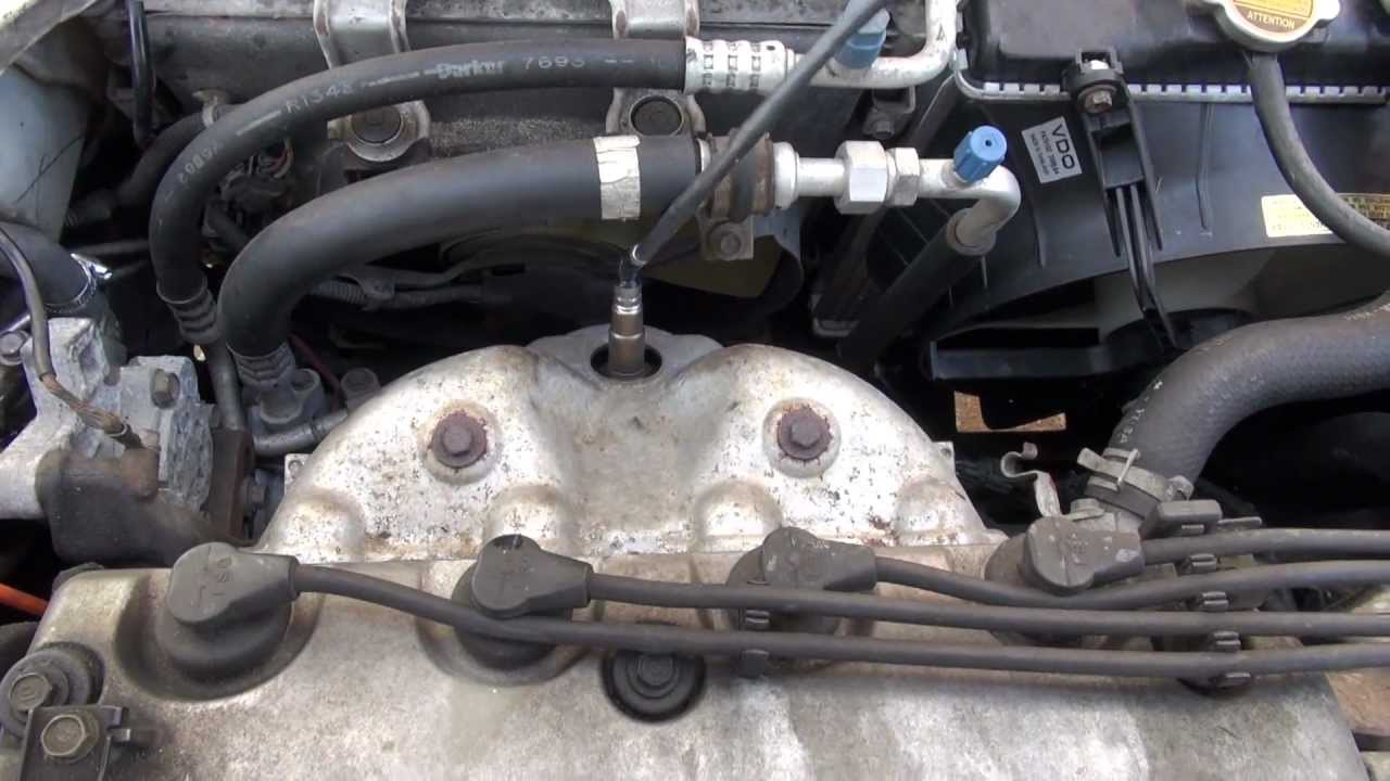 How to Replace the Oxygen (O2) Sensor in a 2000 Honda
