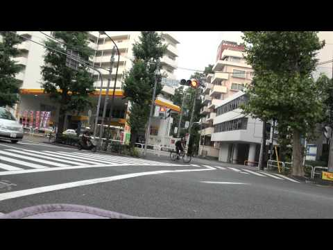 Bike Ride from Tokyo Capital Building to Harajuku