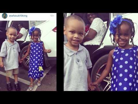 KWIKIE - Asafa Powell Has A Son?! (Feb 15)