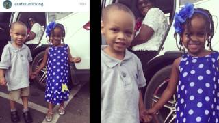 KWIKIE - Asafa Powell has a son?! (Feb 15)