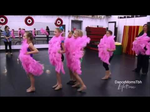 Dance Moms: Inappropriate Dance Moves (Season 2, Episode 9) thumbnail