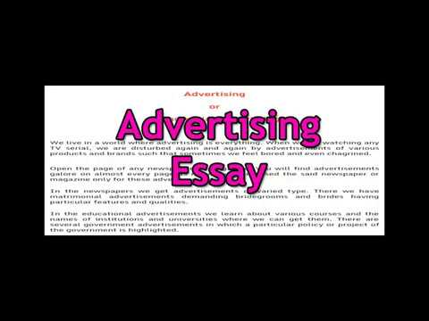 Essay On Advertising English Essay For Class  And   Youtube Essay On Advertising English Essay For Class  And  Science And Technology Essay also Advanced English Essays  English Essay My Best Friend