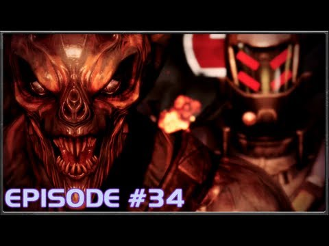 mass-effect-3---the-rampart-mech's-&-aria's-bunker---omega-dlc---episode-34