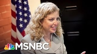 Report: Democrats Discuss Dropping DNC Chair Debbie Wasserman-Schultz | Morning Joe | MSNBC