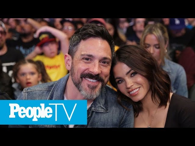 Jenna Dewan Is Pregnant! Actress Expecting First Child With Boyfriend Steve Kazee   PeopleTV
