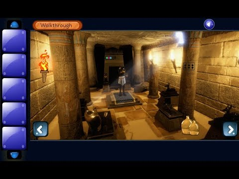 GFG Inside Egypt Pyramid Escape Walkthrough [GenieFunGames]