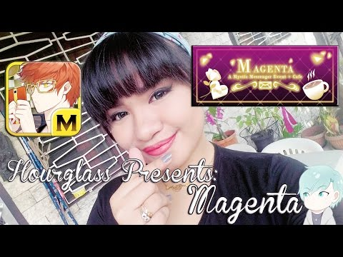 「HOURGLASS PRESENTS: MAGENTA 2017 ! !」 ┊┊ Lizzie Dust