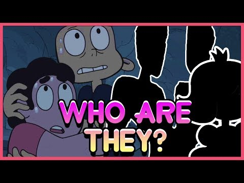"""Who ARE the New Gems? - Steven Universe Wanted """"Off Colors"""" LEAKS (FT. KITSUNE ZAKURO)"""