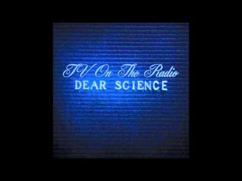 Tv on the radio - Crying (Telepathe Remix)