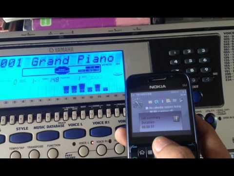 PSR-550 MP3 Player