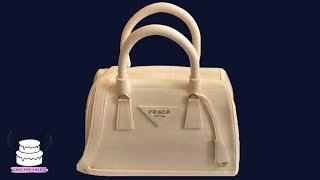 Prada Handbag Cake 7b9a620f830f8