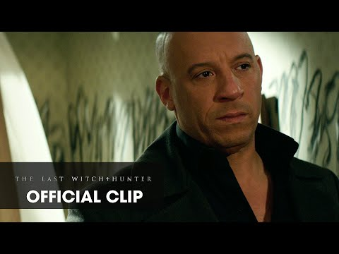 "The Last Witch Hunter (2015 Movie - Vin Diesel) Official Clip – ""Trouble"""