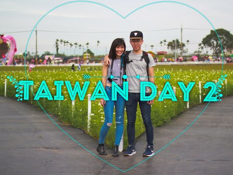 TAIWAN Day 2: TAICHUNG