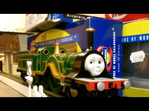 Thomas Character Profiles: Emily the Stirling Single