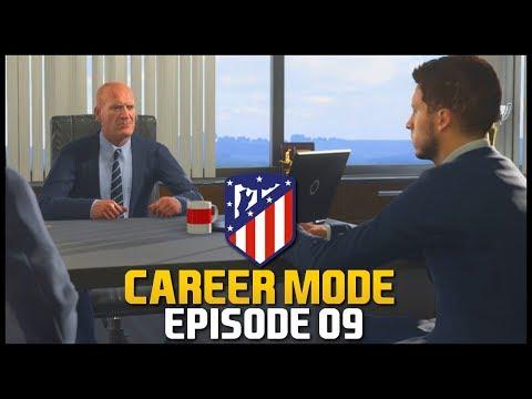 FIFA 18 | Atletico Madrid Career Mode - 'BIG JANUARY TRANSFER!' | #09