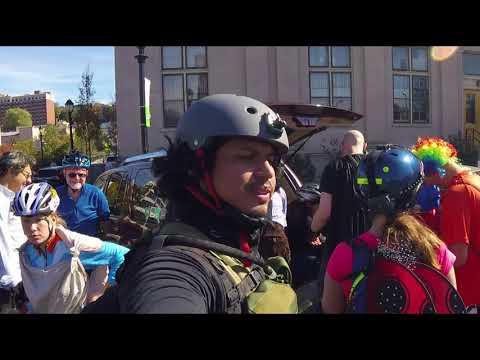 Halloween Skate 2017 (Sleepy Hollow/Tarrytown) City Inline Skating / Rollerblading