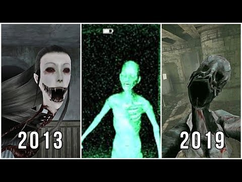 Evolution Of Android/iOS Horror Games 2013-2019