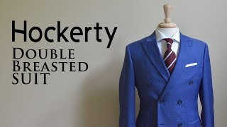 Hockerty Double Breasted Suit