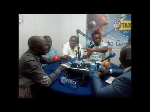 Emission Taxi Presse du 16 Fevrier 2018 Radio Taxi Fm Togo