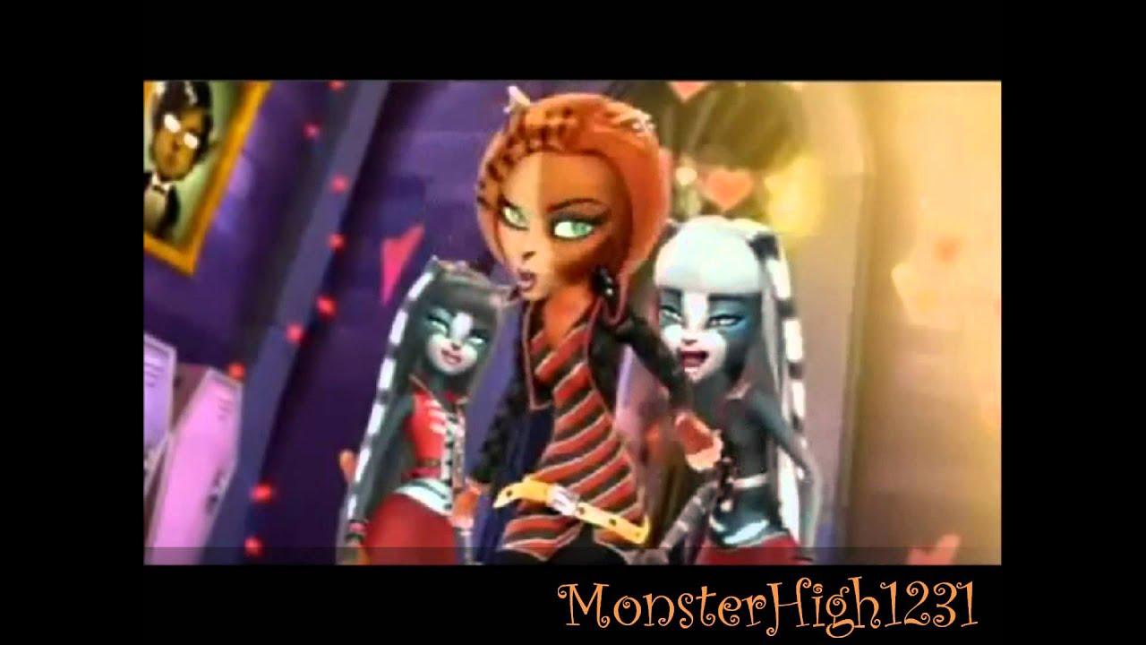 Toralei stripe paso sak noel youtube - Monster high noel ...