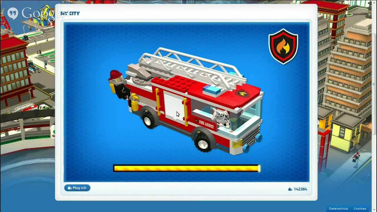 let 39 s play lego city my city teil 1 kostenlos browsergame youtube. Black Bedroom Furniture Sets. Home Design Ideas