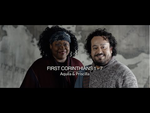 Paul's Letters 06 First Corinthians 1-7 - Eyewitness Bible Series